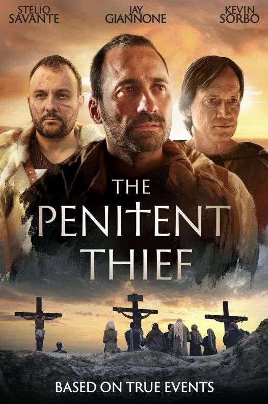 The Penitent Thief kapak