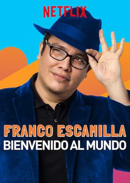 Franco Escamilla: Bienvenido al Mundo kapak