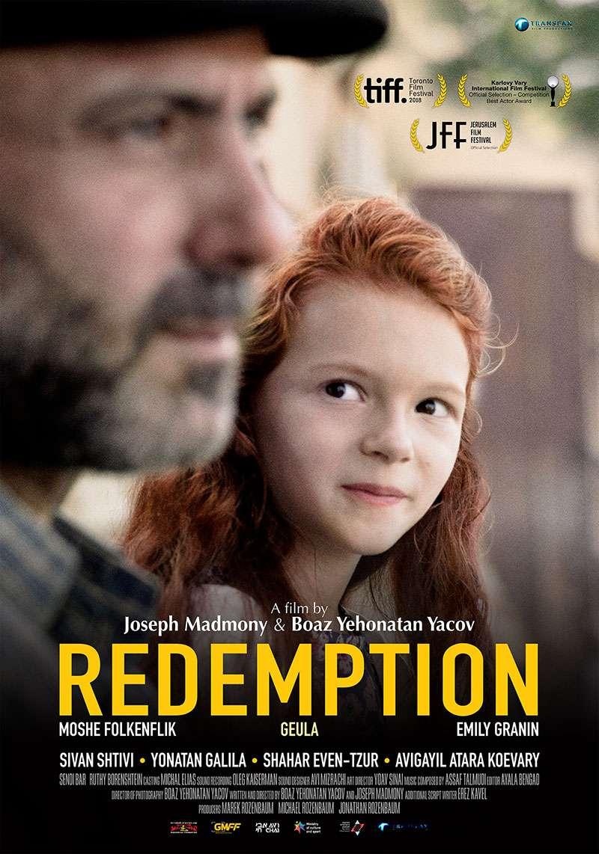 Redemption kapak