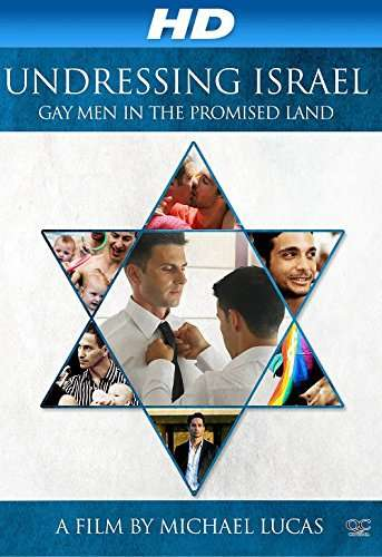 Undressing Israel: Gay Men in the Promised Land kapak