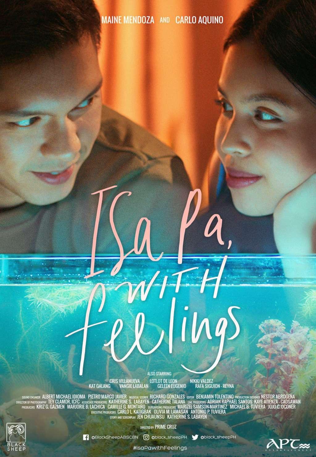 Isa Pa with Feelings kapak