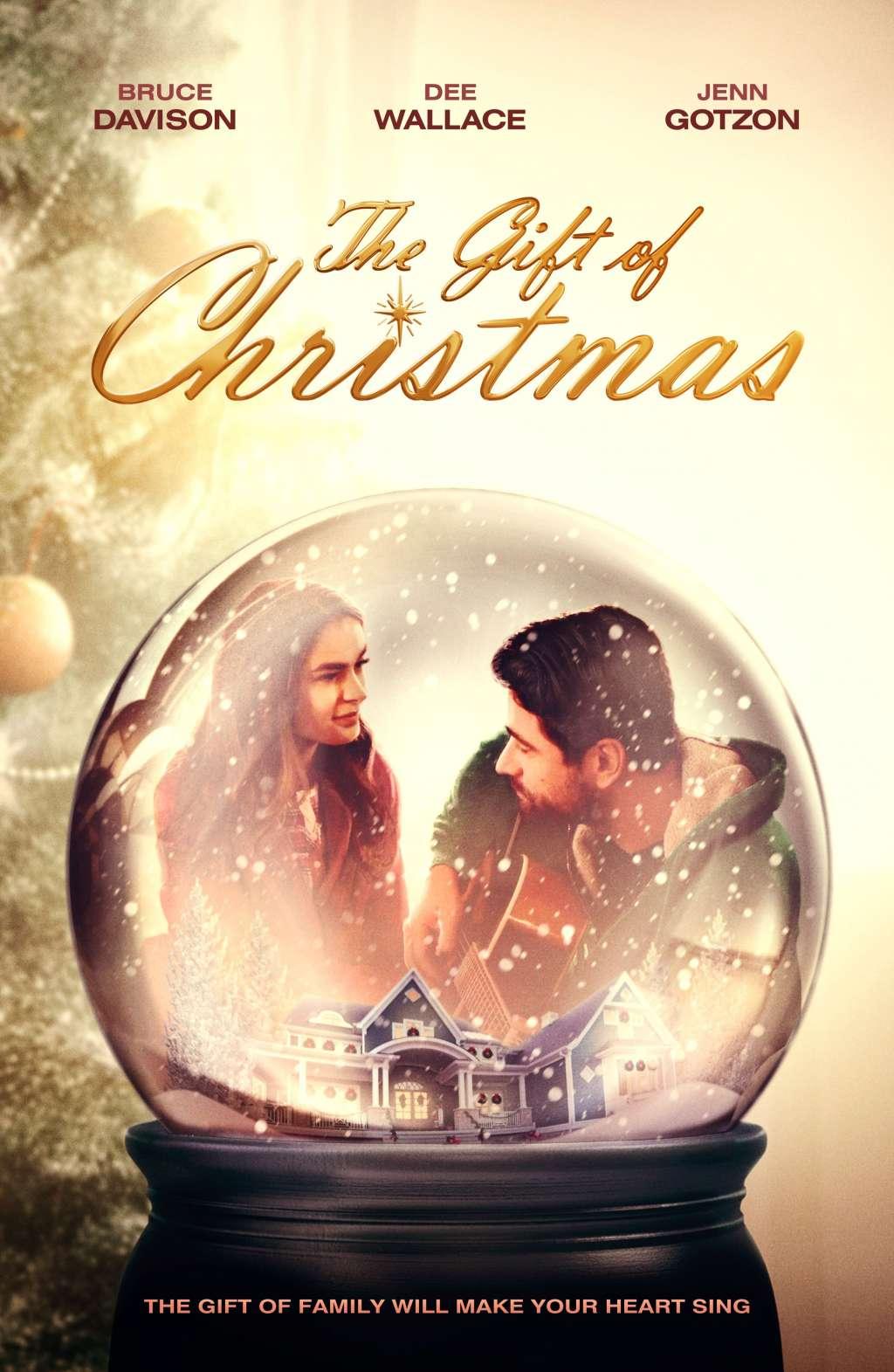 The Gift of Christmas kapak