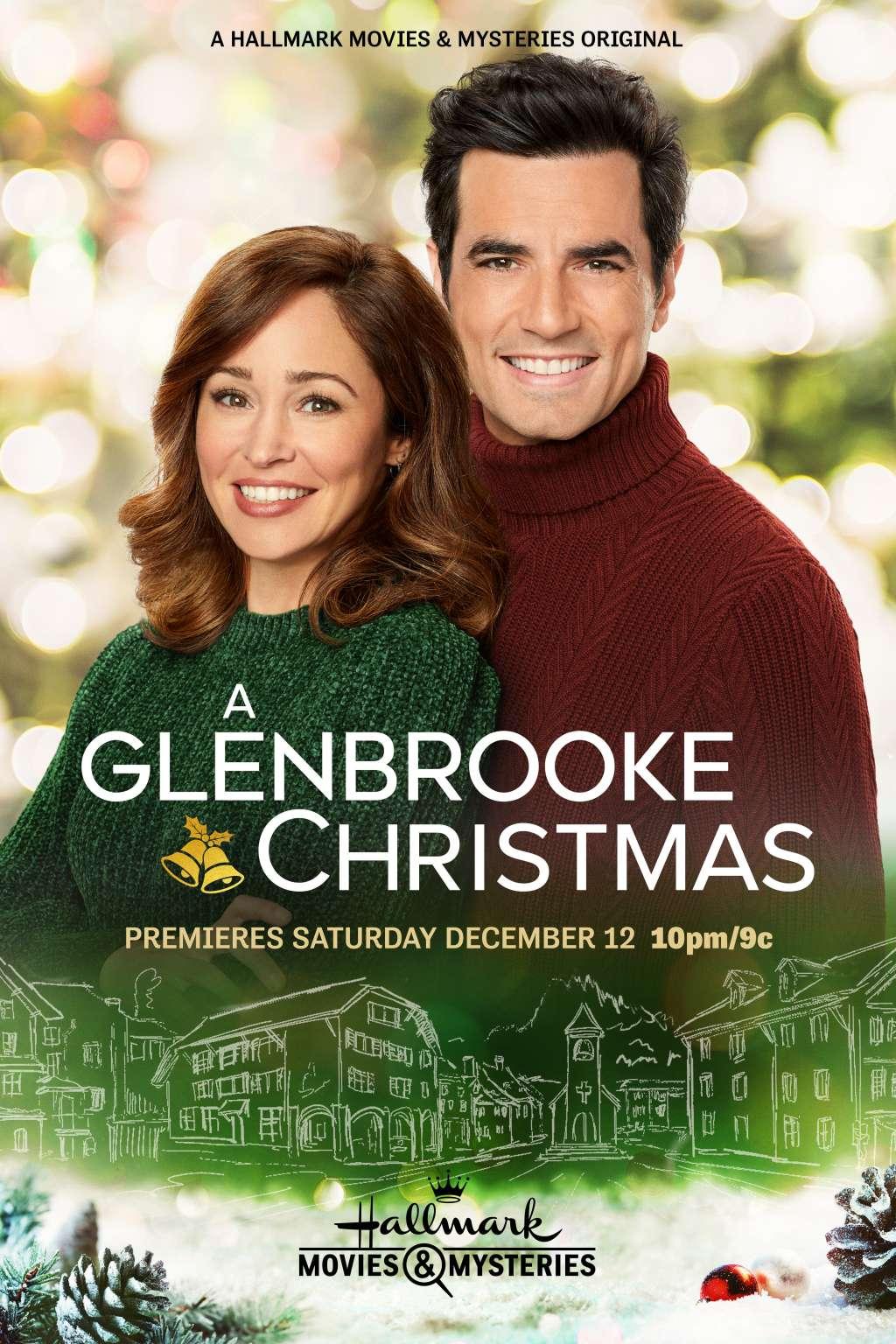 A Glenbrooke Christmas kapak