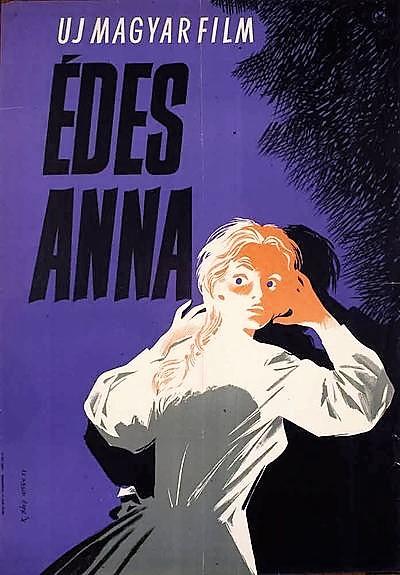 Édes Anna kapak