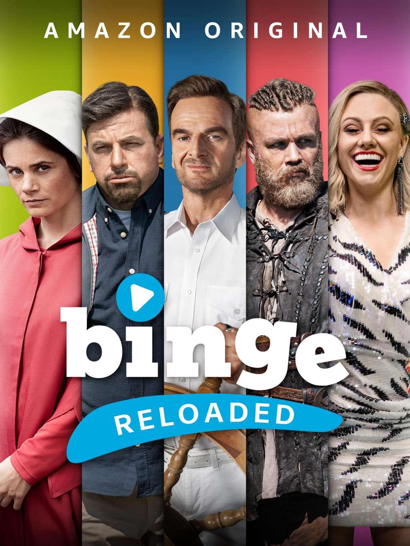 Binge Reloaded kapak