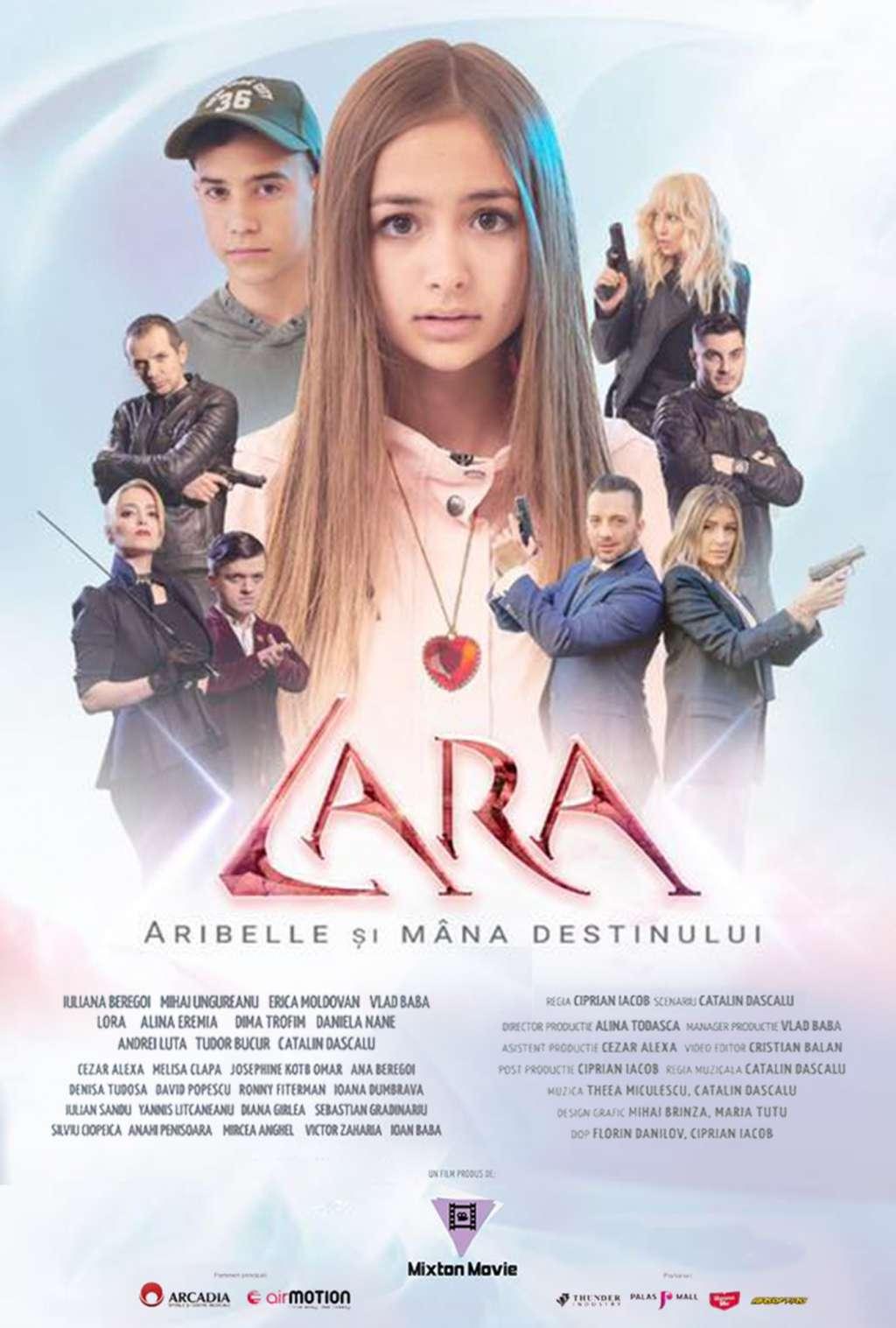 Lara - Aribelle si mana destinului kapak