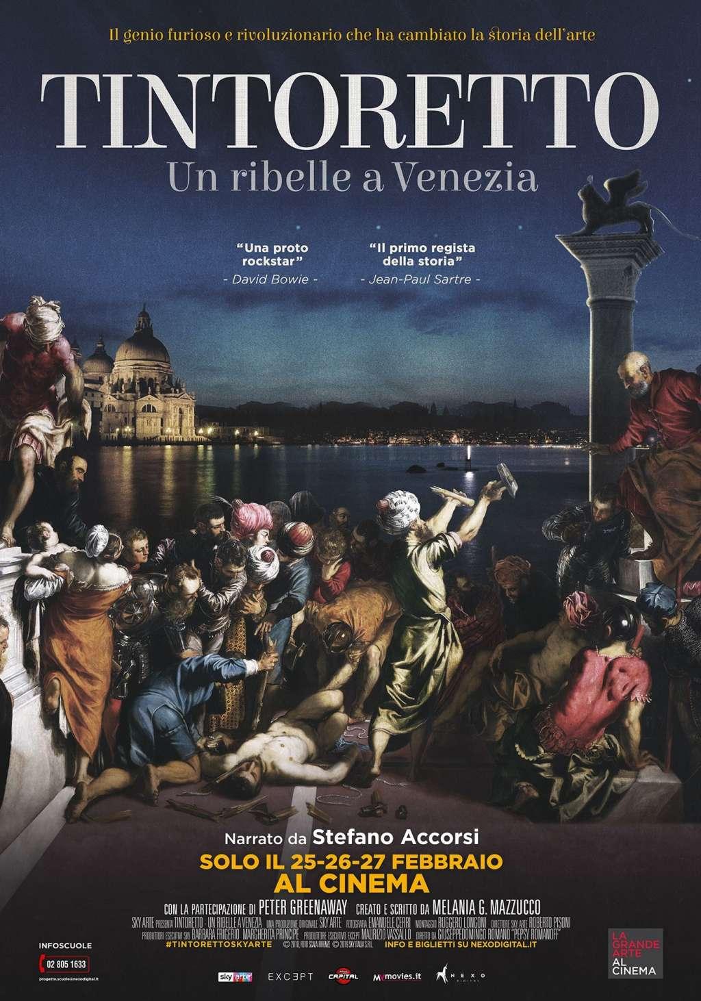 Tintoretto. A Rebel in Venice kapak