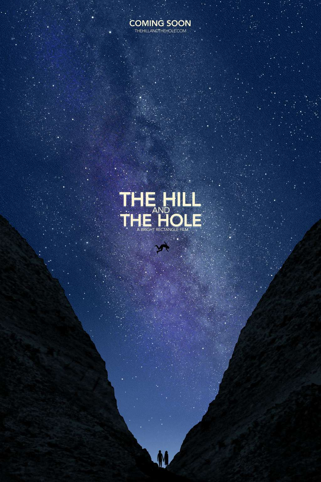The Hill and the Hole kapak