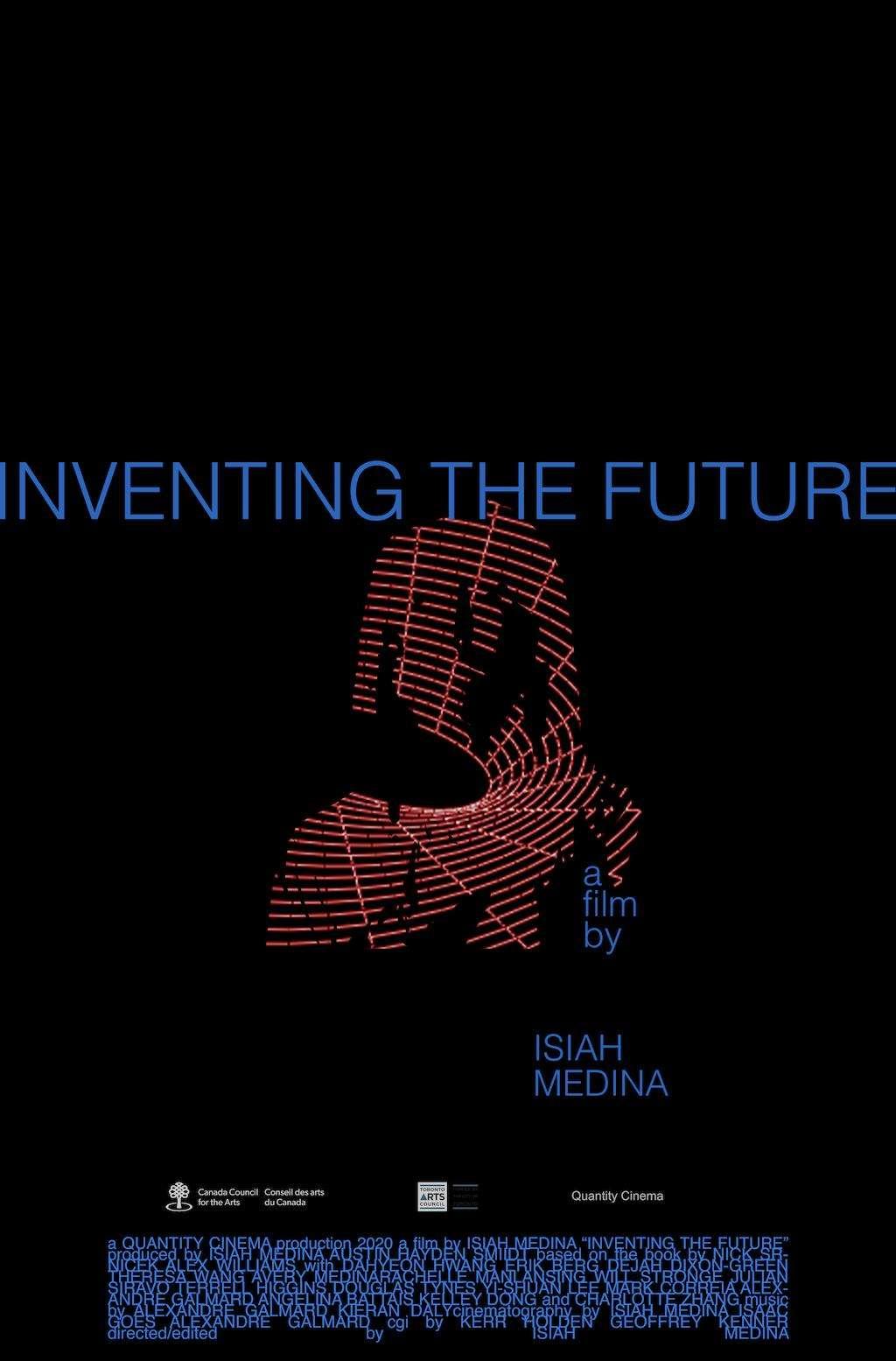 Inventing the Future kapak
