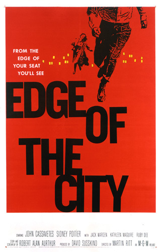 Edge of the City kapak