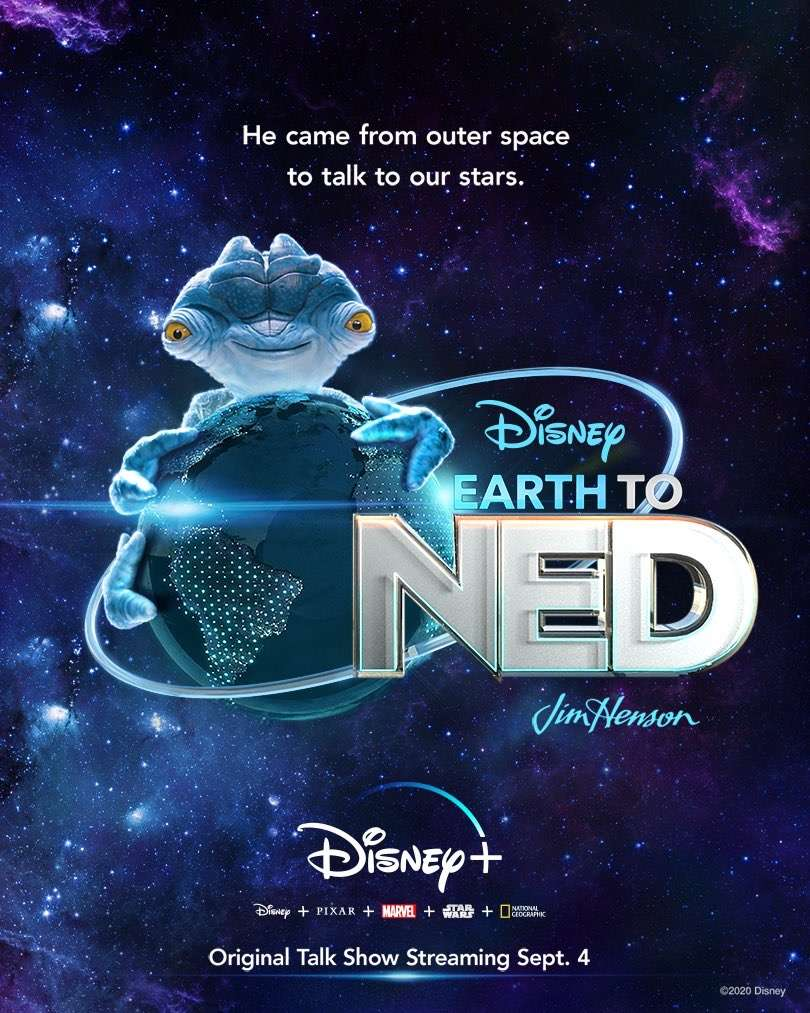 Earth to Ned kapak