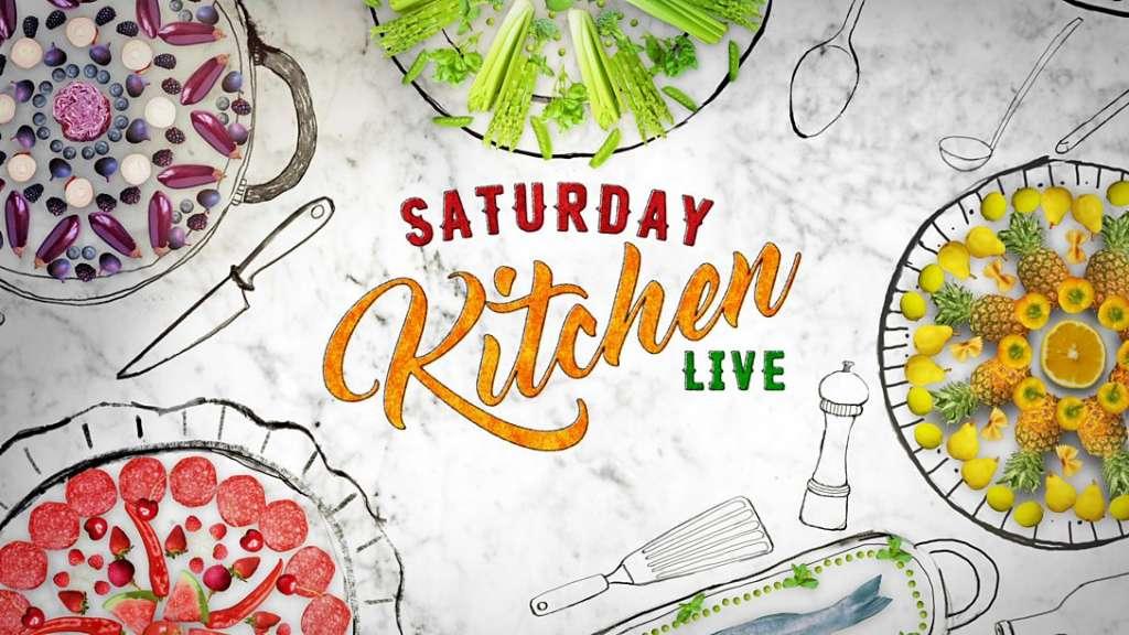 Saturday Kitchen kapak