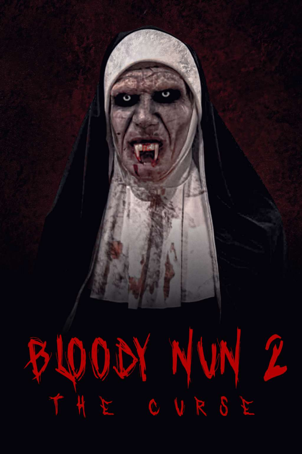 Bloody Nun 2: The Curse kapak