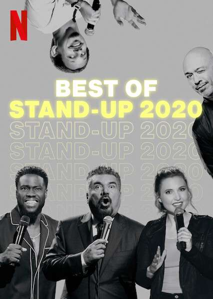 Best of Stand-up 2020 kapak