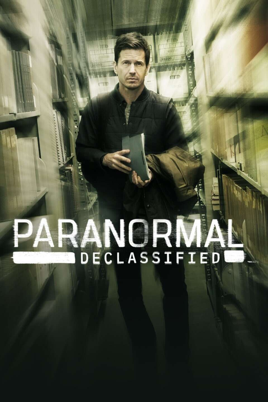 Paranormal Declassified kapak