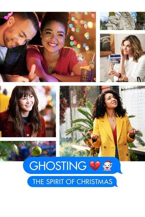 Ghosting: The Spirit of Christmas kapak