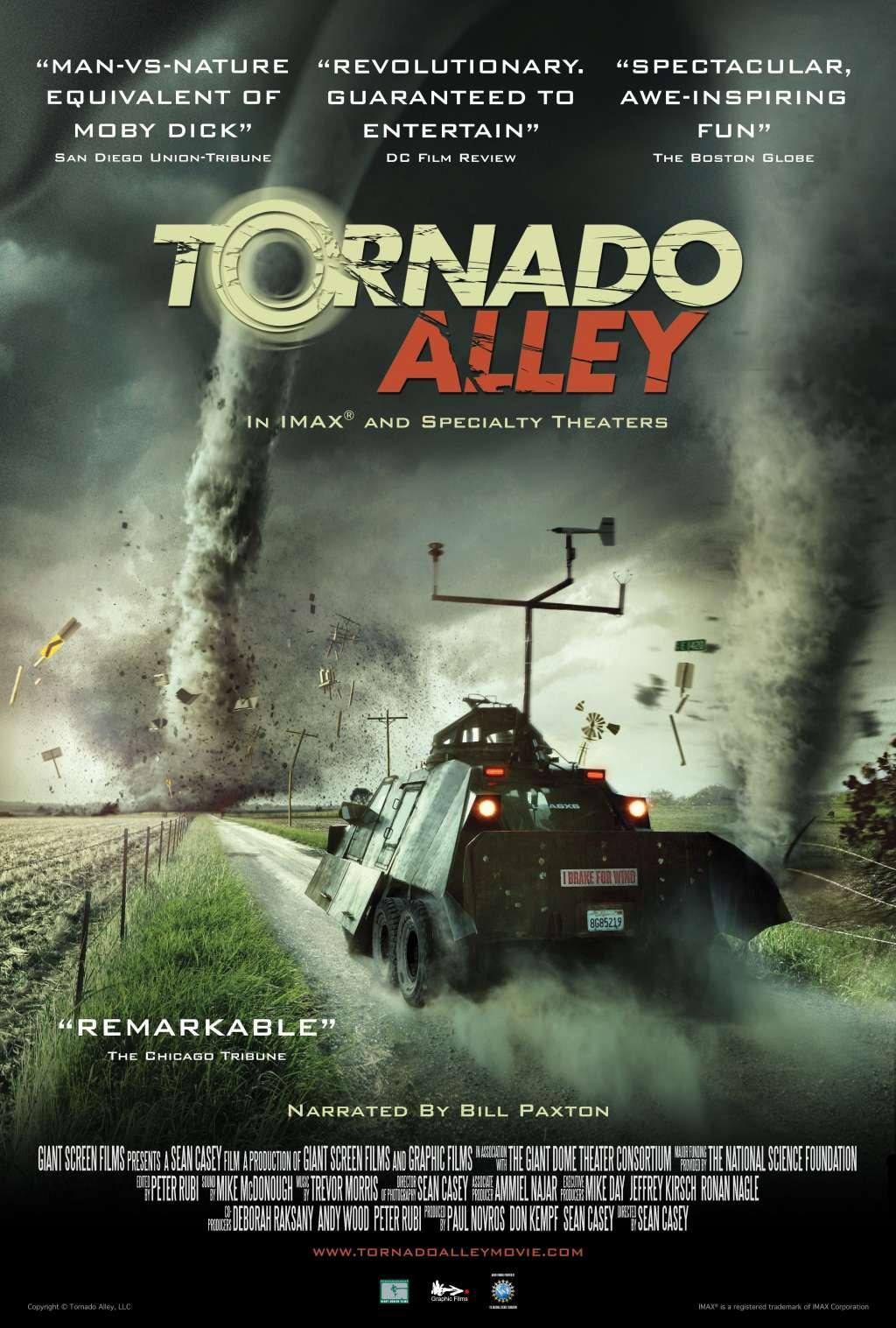 Tornado Alley kapak