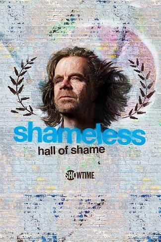 Shameless Hall of Shame kapak