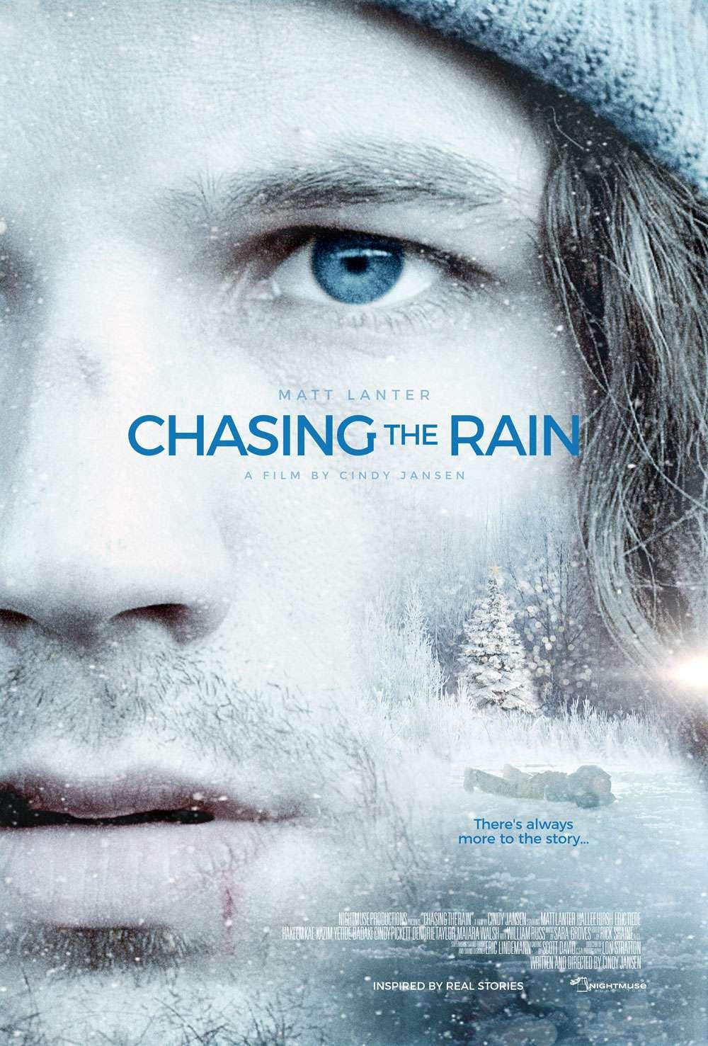 Chasing the Rain kapak