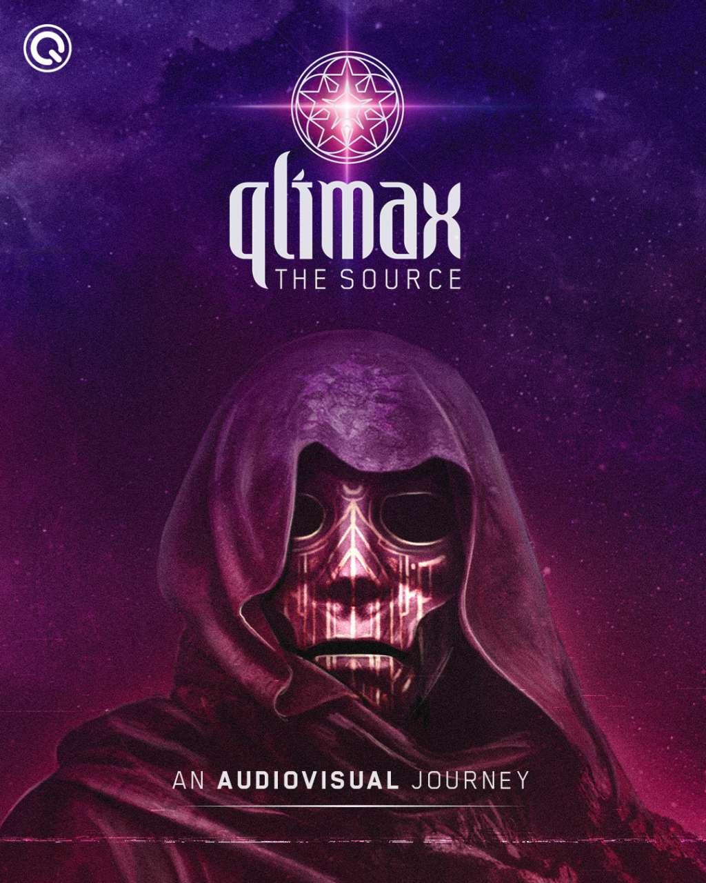 Qlimax: The Source kapak