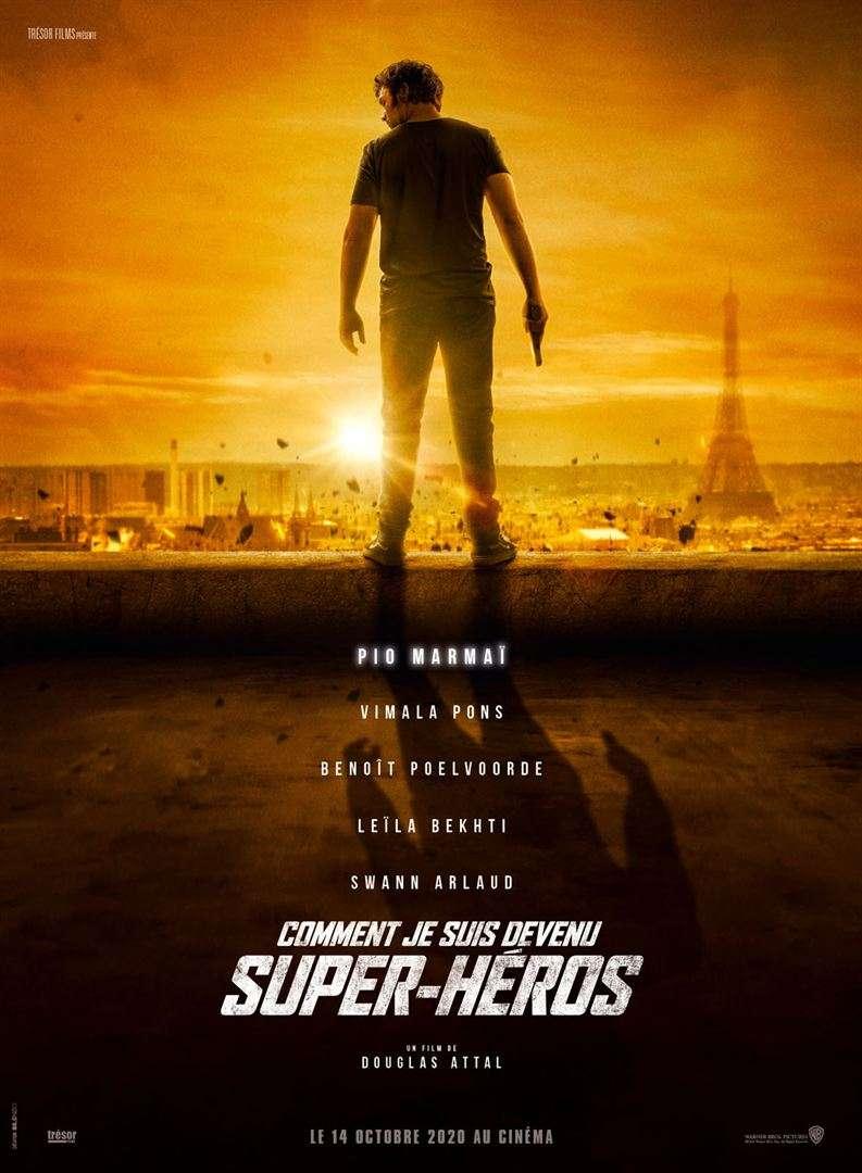 How I Became a Super Hero kapak