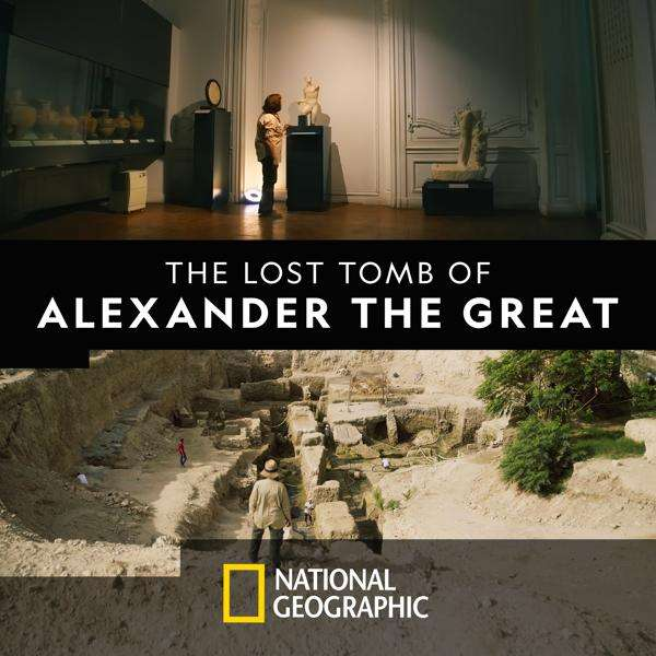 The Lost Tomb of Alexander the Great kapak