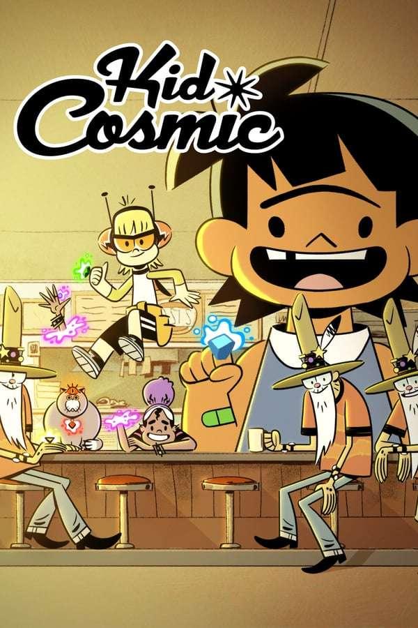 Kid Cosmic kapak