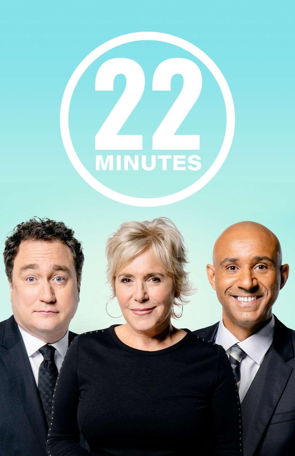 This Hour Has 22 Minutes kapak
