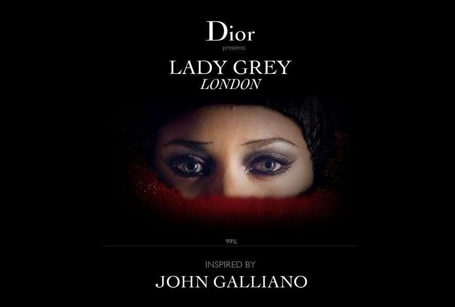 Lady Grey London kapak