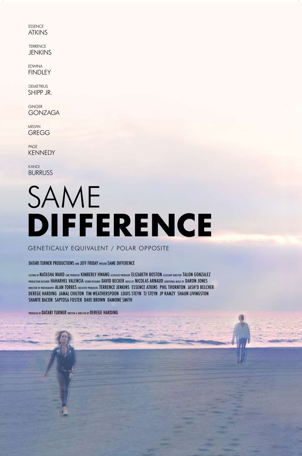 Same Difference kapak