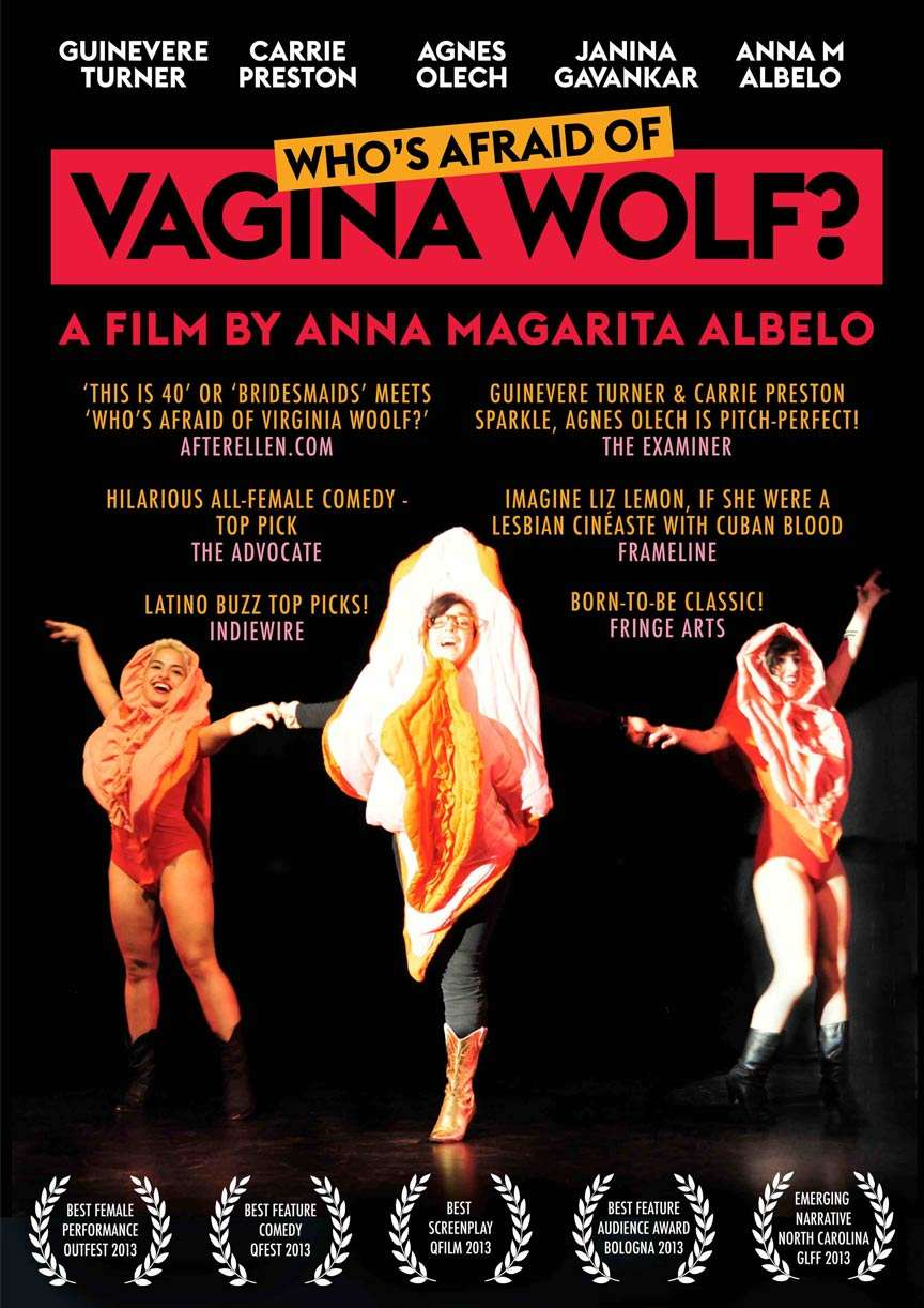 Who's Afraid of Vagina Wolf? kapak