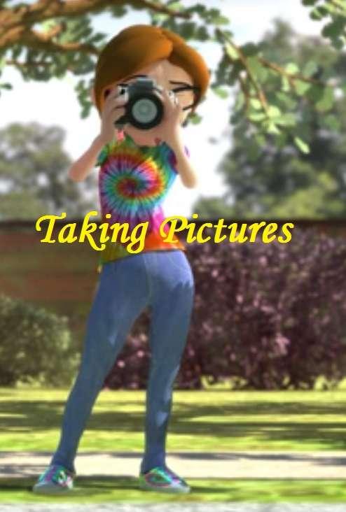 Taking Pictures kapak