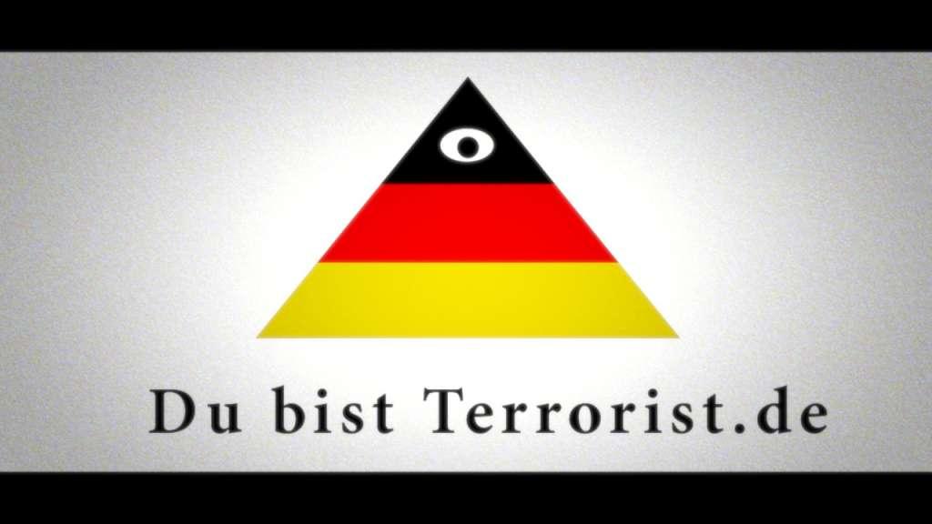 Du Bist Terrorist/You are a Terrorist kapak