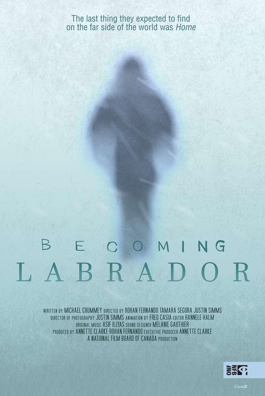 Becoming Labrador kapak