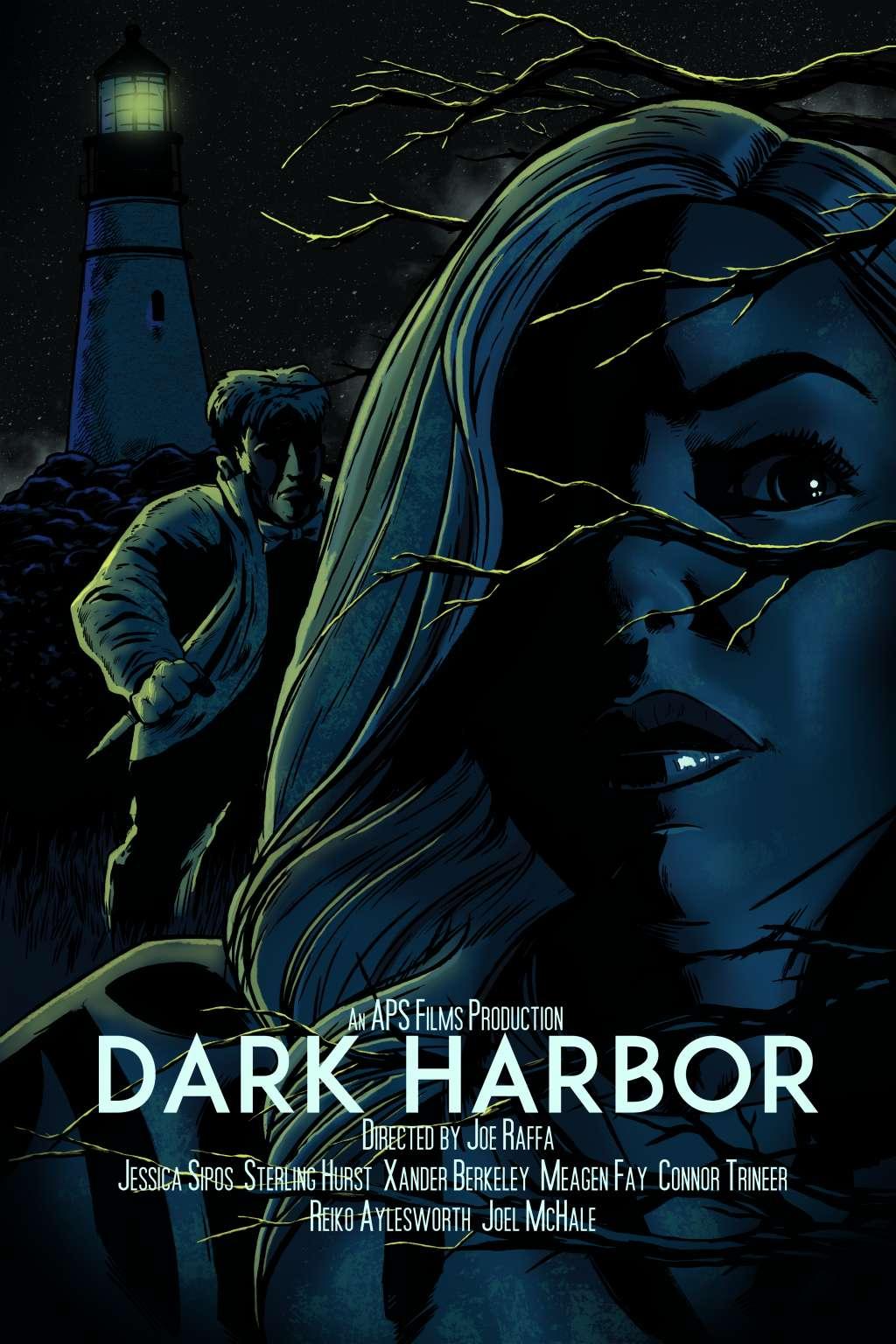 Dark Harbor kapak