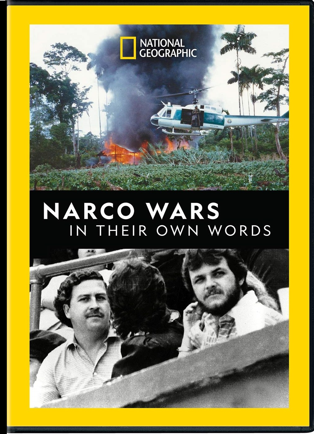 Narco Wars kapak