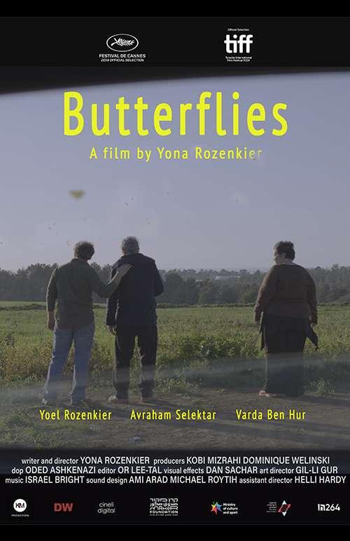Butterflies kapak