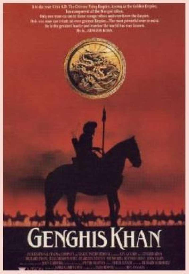 Genghis Khan: The Story of a Lifetime kapak