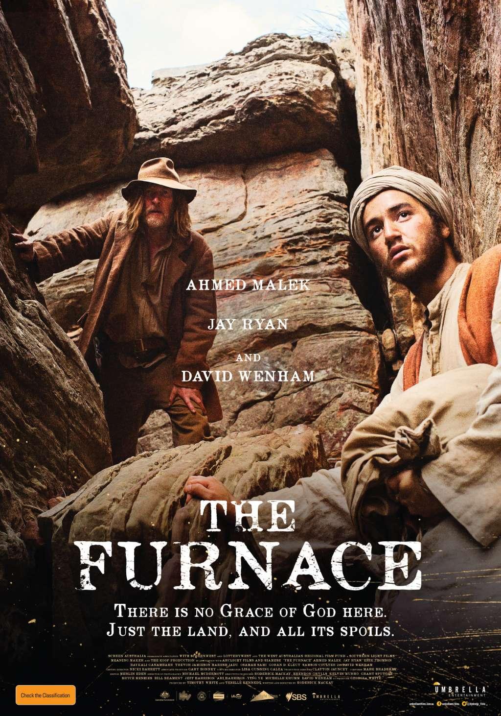 The Furnace kapak