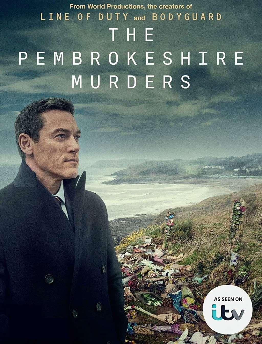 The Pembrokeshire Murders kapak