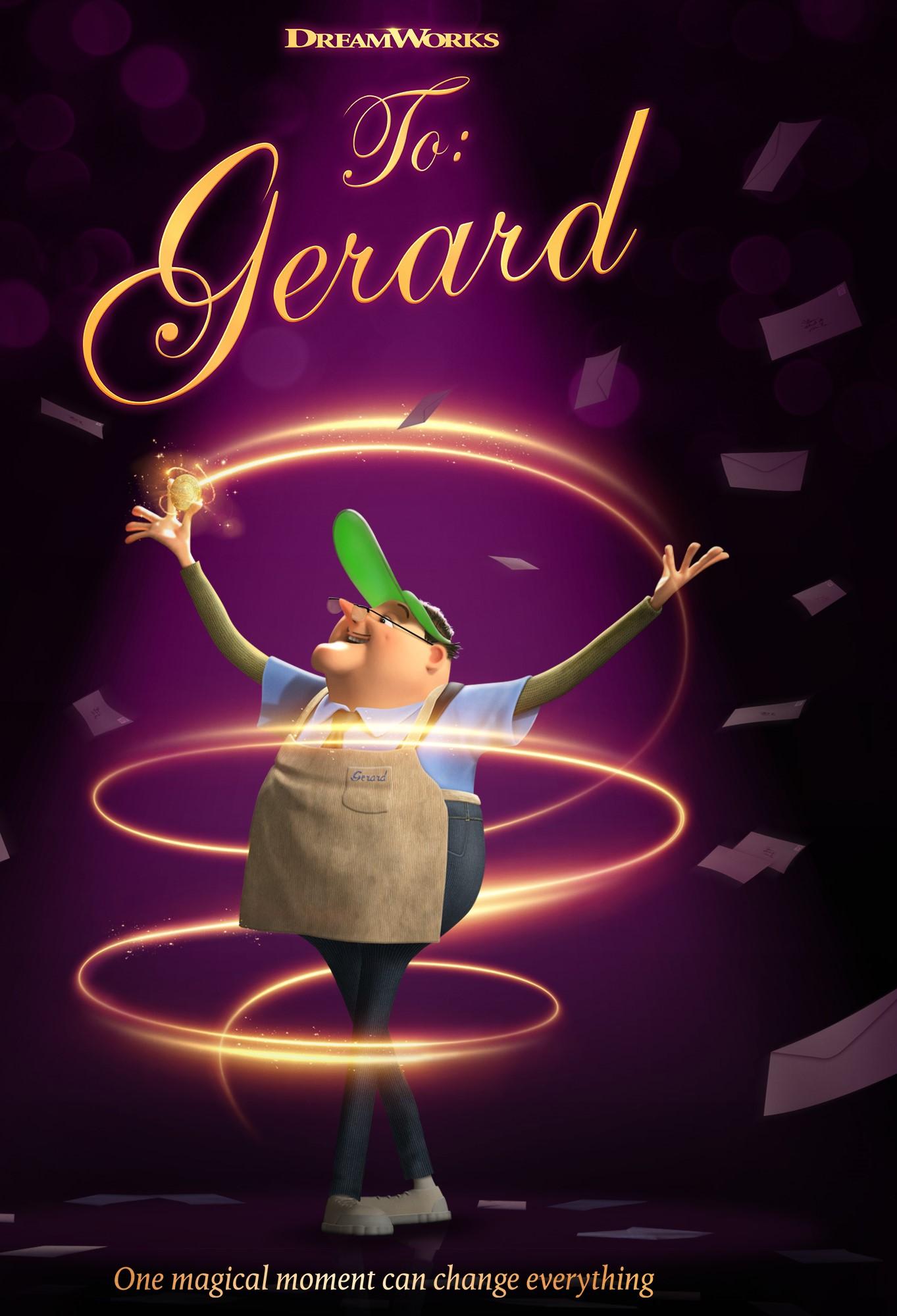To: Gerard kapak