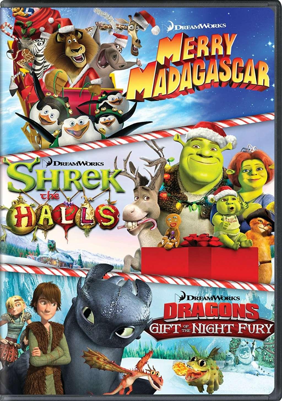DreamWorks Holiday Classics kapak