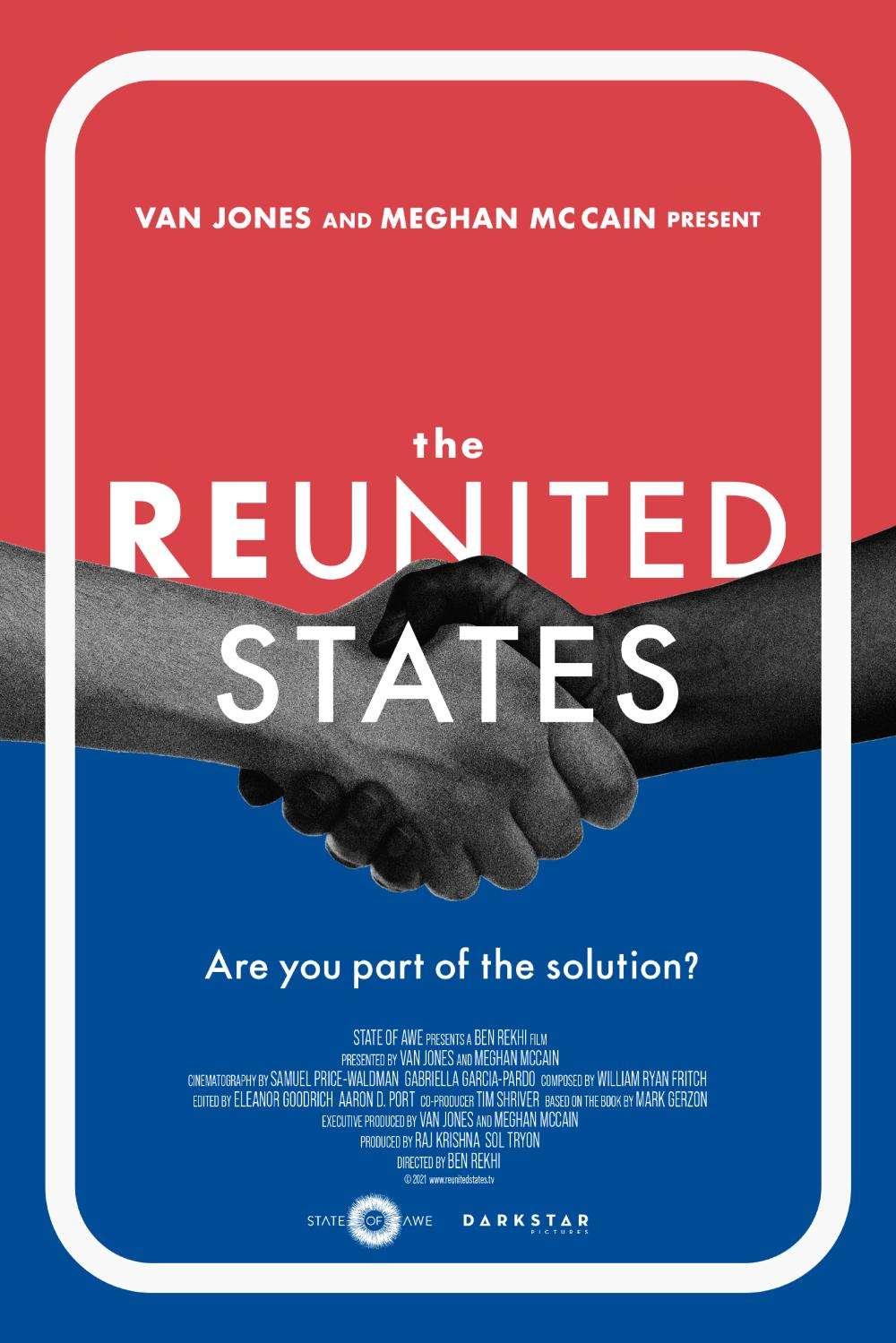 The Reunited States kapak