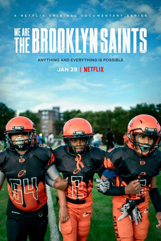 We Are the Brooklyn Saints kapak