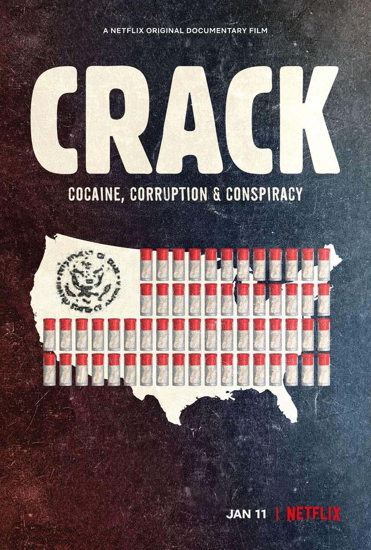 Crack: Cocaine, Corruption & Conspiracy kapak