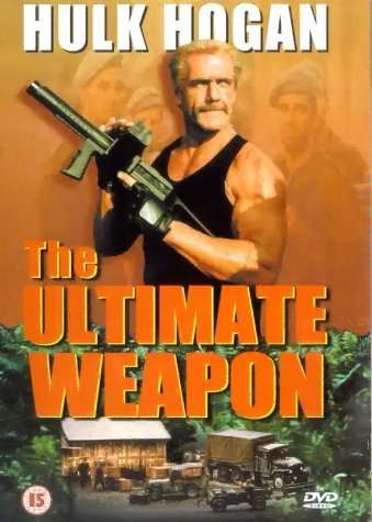 The Ultimate Weapon kapak