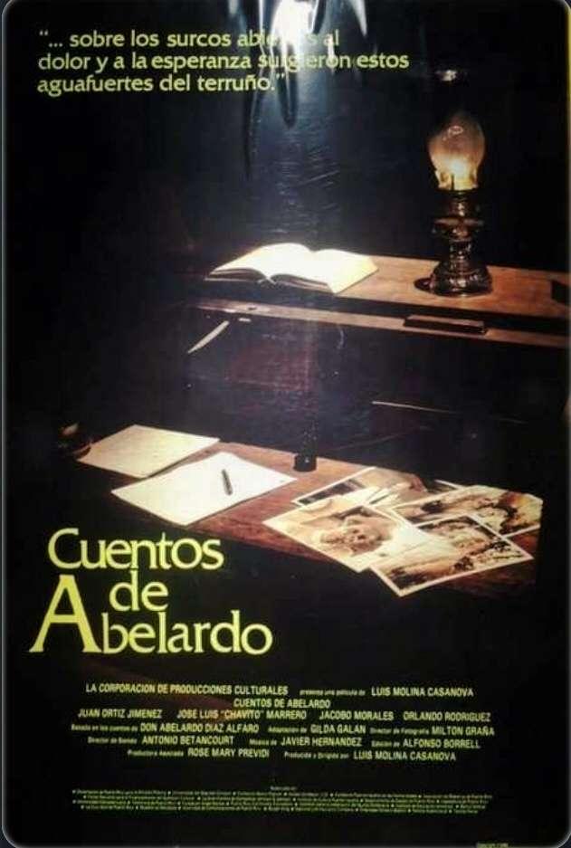 Los cuentos de Abelardo kapak