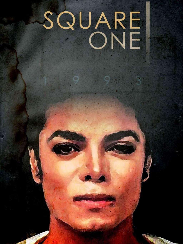 Square One: Michael Jackson kapak