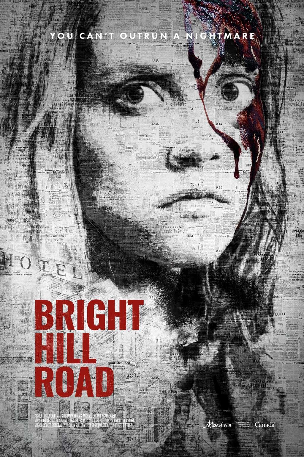 Bright Hill Road kapak