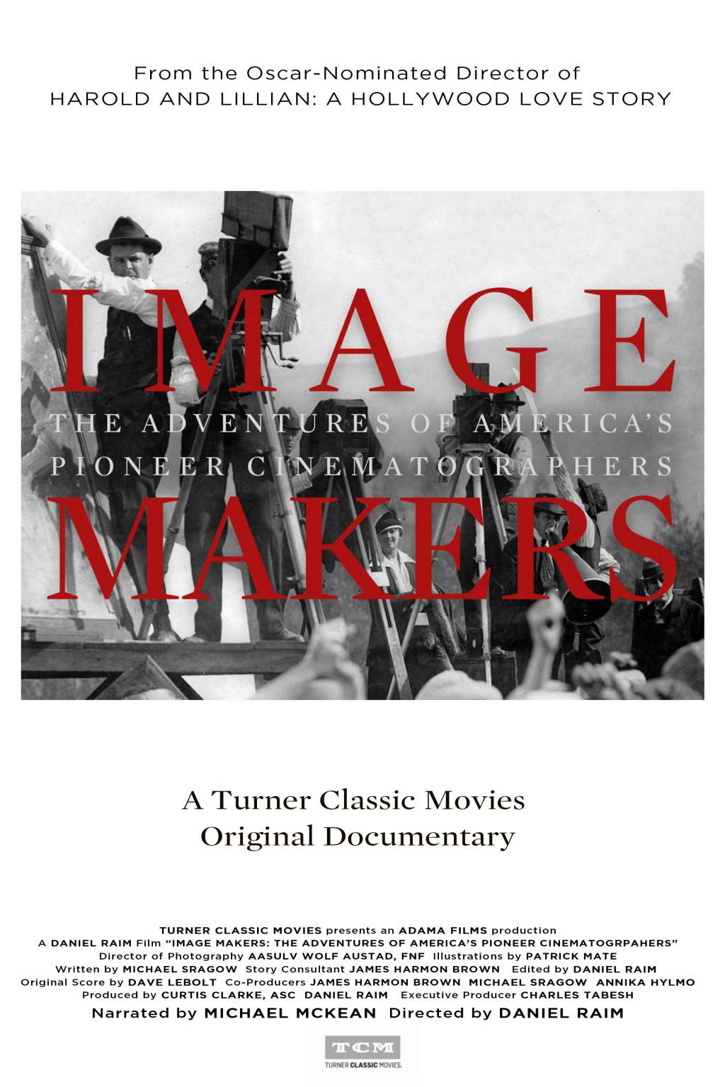 Image Makers: The Adventures of America's Pioneer Cinematographers kapak